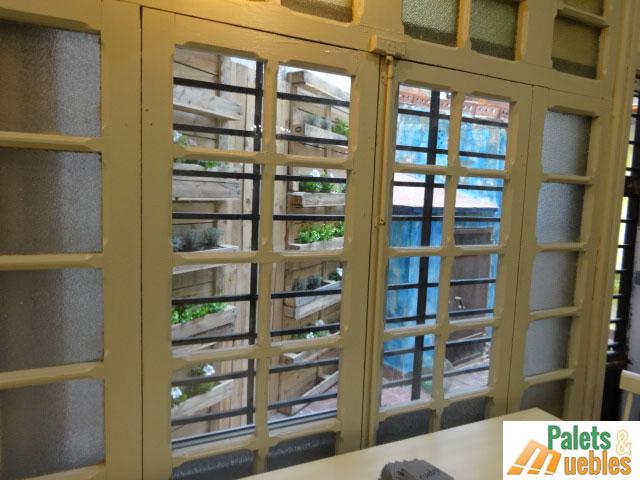 Maceteros decorativos interior maceteros con luz - Maceteros de interior ...
