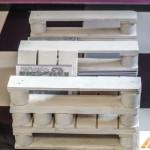 decoracion-mesa-de-centro, muebles con palets