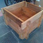cajon de madera, muebles de palets