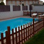 muebles de palets para piscina