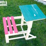 banco mesa ampliable palets y muebles