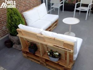 chill-out sofa de madera